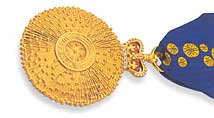 Member in the Order of Australia medal